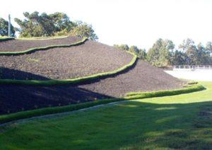 Slope Protection, Slope Interruption, Slope erosion control