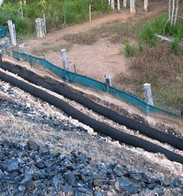 Slope Protection, Slope Interruption, Slope erosion control