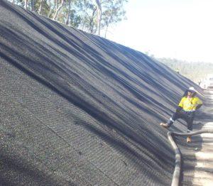 Erosion Control Matting, Geotextile Matting, Jute Matting, Geo Fabric Matting